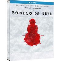 O Boneco de Neve - Edição Steelbook - Blu-ray