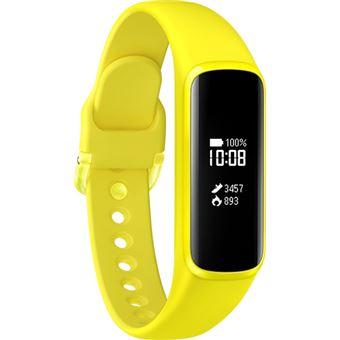 Pulseira de Atividade Samsung Galaxy Fit e - Amarelo