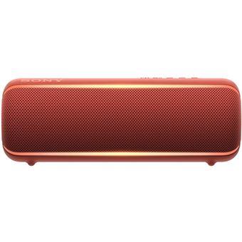 Coluna Bluetooth Sony SRS-XB22 - Vermelho