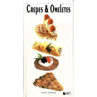 Livro das crepes omeletes