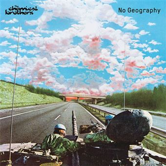 No Geography - CD