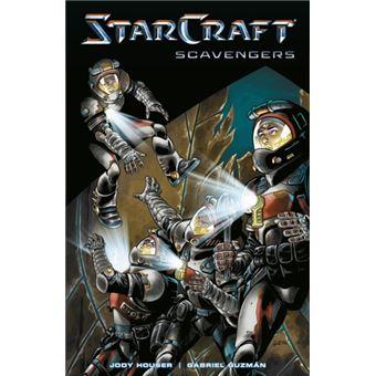 Starcraft: scavengers (starcraft vo