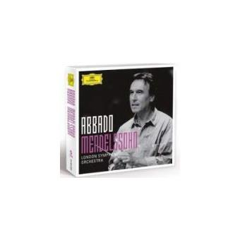 Claudio Abbado conducts Mendelssohn (5CD)