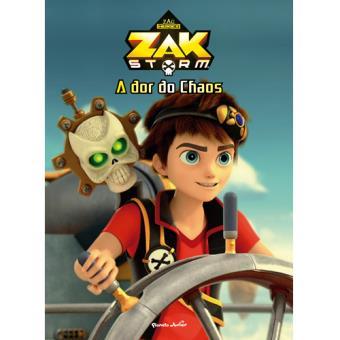 Zak Storm: Contos - Livro 1: A Dor do Chaos