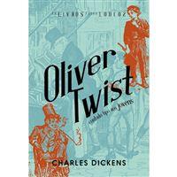 Oliver Twist Contado Tipo aos Jovens