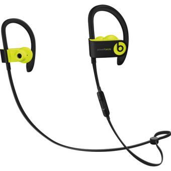 Auriculares Beats Powerbeats3 Wireless - Amarelo Choque