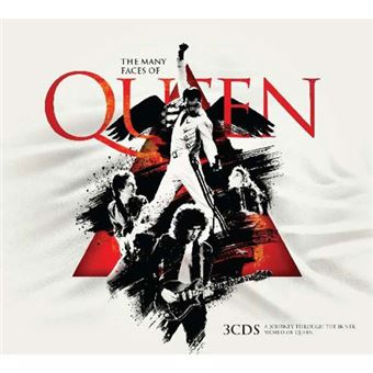 Many Faces of Queen - 3CD