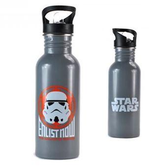 Garrafa de Água Star Wars: Stormtrooper