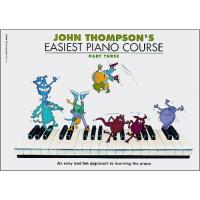John Thompson's Easiest Piano Course - Book 3