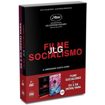 Filme Socialismo + Os 2 da (Nova) Vaga