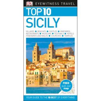 Eyewitness Top 10 Travel Guide - Sicily