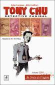 Tony Chu, Detective Canibal - Livro 1: Ao Gosto do Freguês