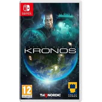Battle Worlds: Kronos - Nintendo Switch