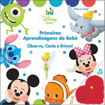 Primeiras Aprendizagens do Bebé: Observa, Canta e Brinca!