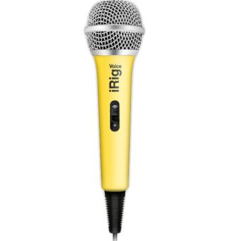 IK Multimedia Microfone iRig Voice Yellow
