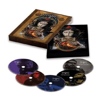 Lisboa Under the Spell - 3CD + DVD + Blu-ray
