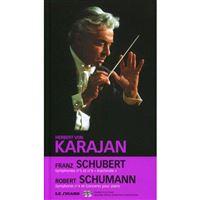 Schubert: Symphonies 5 & 8 - schumann: Symphonie 4 - CD