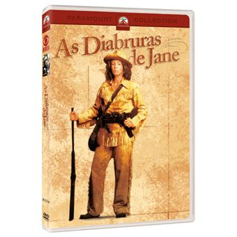 Diabruras de Jane (DVD)