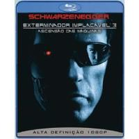 Exterminador Implacável 3: Ascensão das Máquinas - Blu-ray