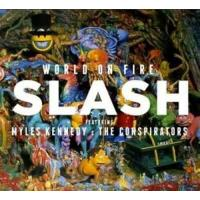 World On Fire (Blue/ Yellow Vinyl)(2LP)