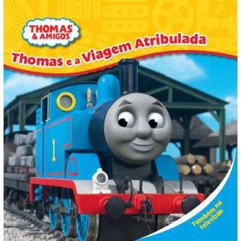 Thomas e a Viagem Atribulada