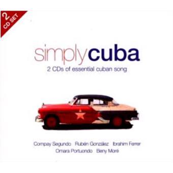 Simply Cuba (3CD)