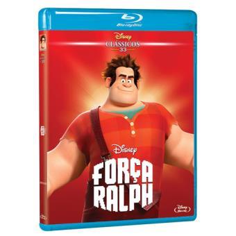 Força Ralph (Edição Clássicos Disney)