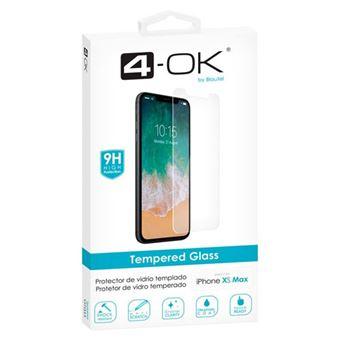 Película Ecrã Vidro Temperado para 4-OK para iPhone XS Max