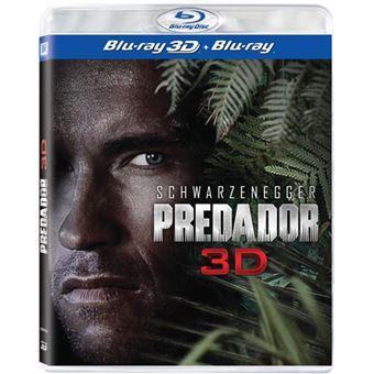 O Predador - Blu-ray 3D + 2D