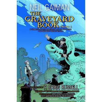 The Graveyard Book Vol 2