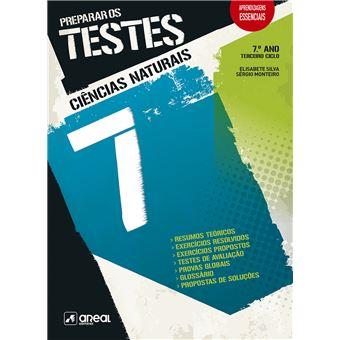 Preparar os Testes - Ciências Naturais 7º Ano