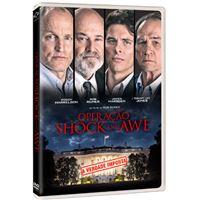 Operação Shock and Awe - DVD