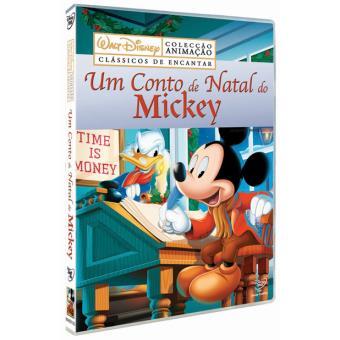 Clássicos de Encantar: Um Conto de Natal do Mickey