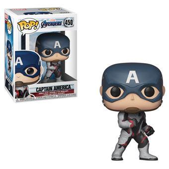 Funko Pop! Avengers Endgame: Captain America - 450