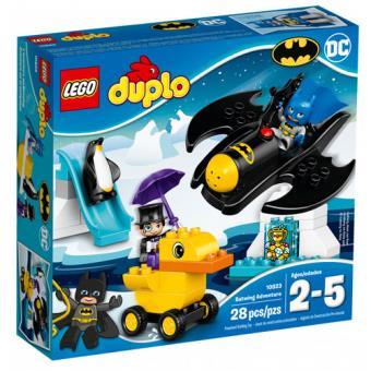 LEGO DUPLO Super Heroes 10823 Aventura com Batwing