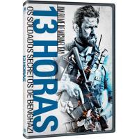 13 Horas: Os Soldados Secretos de Benghazi - DVD