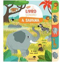 O Meu Livro Sonoro: A Savana