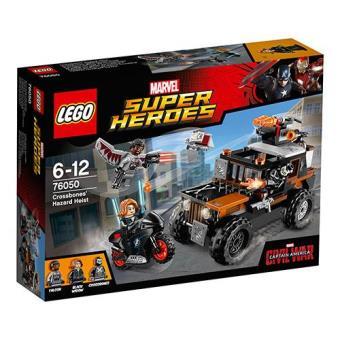 Assalto de Risco de Ossos Cruzados (LEGO Super Heroes Marvel 76050)