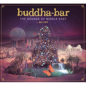 Buddha Bar: The Sounds of Middle East - CD