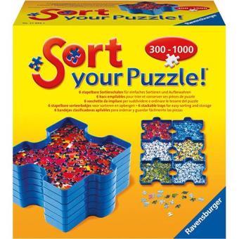 Puzzle Sort Your Puzzle (Arrumação)