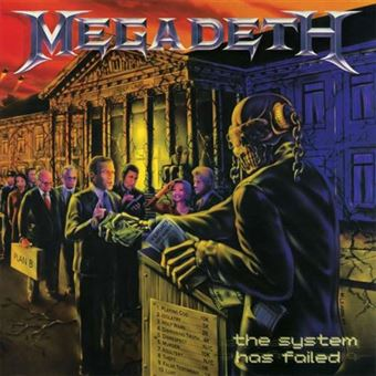 The System Has Failed - 2019 Remaster - CD