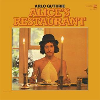 Alice's Restaurant - LP