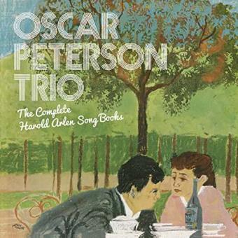 Complete Harold Arlen Songbooks