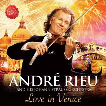 Love in Venice (CD+DVD)