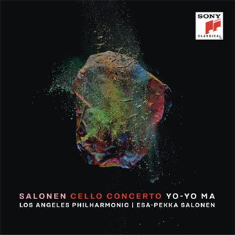 Salonen: Cello Concerto - CD