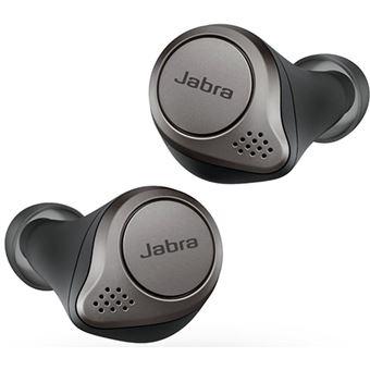 Auriculares Bluetooth True Wireless Jabra Elite 75t - Titanium