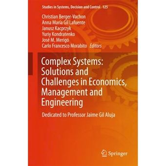 Complex systems: solutions and chal