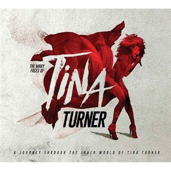 The Many Faces of Tina Turner - CD