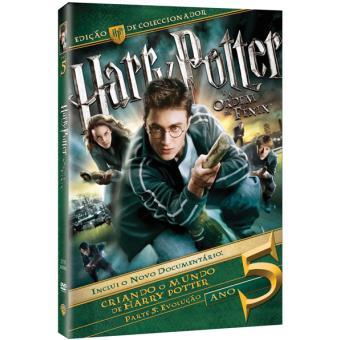 Harry Potter e a Ordem da Fénix – Edição de Colecionador