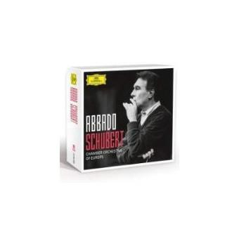 Claudio Abbado conducts Schubert (8CD)